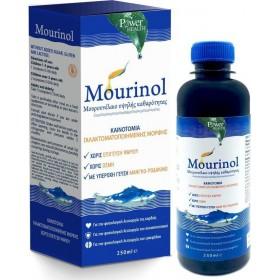 POWER HEALTH Murinol Μουρουνέλαιο Υψηλής Καθαρότητας με Γεύση Μάνγκο-Ροδάκινο 250ml