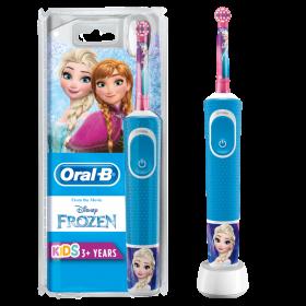 ORAL-B Stages Power Frozen Παιδική Ηλεκτρική Οδοντόβουρτσα 3+