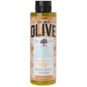 KORRES Olive Σαμπουάν Θρέψης για Ξηρά/Αφυδατωμένα Μαλλιά 250ml