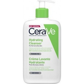 CERAVE Hydrating Cleanser Κρέμα Καθαρισμού για Κανονικό έως Ξηρό Δέρμα 1L