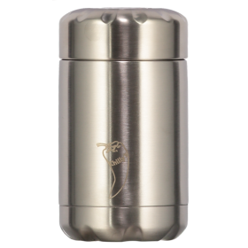 CHILLY'S Food Pot Ανοξείδωτο Θερμός Φαγητού Χρώμα Ασημί 300ml