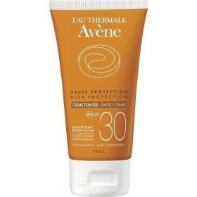 AVENE Sun Creme Aντηλιακή Κρέμα Προσώπου με Χρώμα SPF30+ 50ml