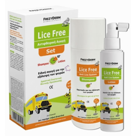 FREZYDERM Lice Free Set 2x125 ml
