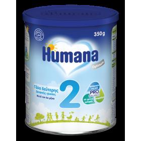 HUMANA 2 Optimum Βρεφικό Γάλα σε Σκόνη 350gr
