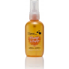 I LOVE Refreshing Body Spritzer Άρωμα Σώματος με Άρωμα Mango & Papaya 100ml