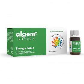 ALGEM Natura Energy Tonic Συμπλήρωμα Διατροφής για Ενέργεια και Τόνωση 10x12ml