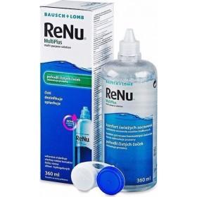 Bausch & Lomb ReNu Multiplus Fresh Lens Comfort Διάλυμα Καθαρισμού Φακών Επαφής 360ml