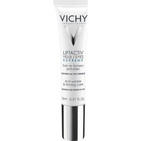 VICHY Liftactiv Supreme Yeux Αντιρυτιδική Κρέμα Ματιών 15ml