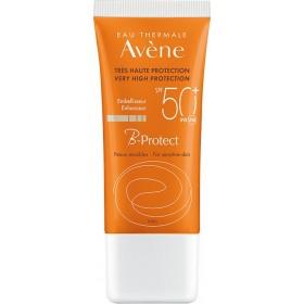 AVENE Sun Cream B-Protect Αντηλιακή Κρέμα Προσώπου & Λαιμού για Όμορφο & Προστατευμένο Δέρμα Καθημερινά με Χρώμα SPF50+ 30ml