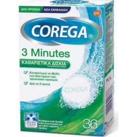 COREGA 3 Minutes 36 Tabs