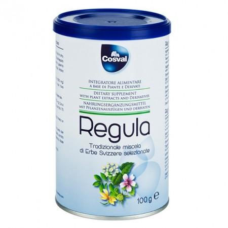 COSVAL Regula Καθαρτική Σκόνη απο Μείγμα Βοτάνων 100gr