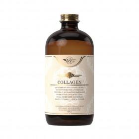 SKY PREMIUM LIFE Collagen Συμπλήρωμα Διατροφής με Υδρολυμένο Κολλαγόνο Τύπου 1 απο Ψάρια με Γεύση Φράουλα 480ml