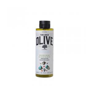 KORRES Olive Αφρόλουτρο Θαλασσινο Αλάτι 250ml