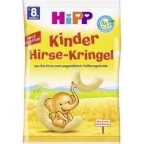HIPP Παιδικά Γαριδάκια 30gr Απο τον 8ο μηνα