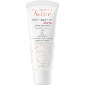 AVENE Antirougeurs Jour Creme Apaisante SPF30 Dry to Very Dry Skin 40ml