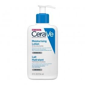 CERAVE Moisturising Lotion Ενυδατικό Γαλάκτωμα για Ξηρό έως Πολύ Ξηρό Δέρμα 236ml