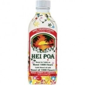 HEI POA Pure Tahiti Monoi Oil 1.000 Flowers 100ml