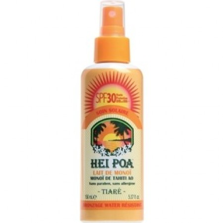 HEI POA Tahiti Monoi Milk Tiare Spray SPF30 150ml