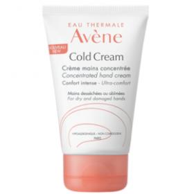 AVENE Cold Cream Συμπυκνωμένη Κρέμα Χεριών 50ml
