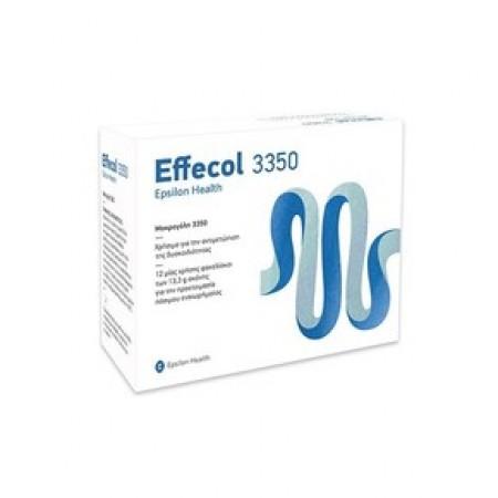 EPSILON HEALTH Effecol 3350 Φακελίσκοι 12 x 13,3gr