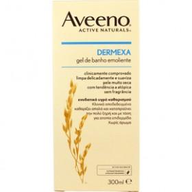 AVEENO Dermexa Emollient Body Wash Ενυδατικό Υγρό Καθαρισμού 300ml