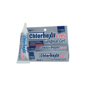 INTERMED Chlorhexil 0.20% Gingival Gel 30ml