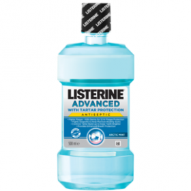 LISTERINE Advanced Tartar Control 500ml