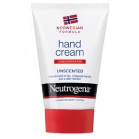 NEUTROGENA Hand Cream Unscented - Κρέμα Χεριών χωρίς Άρωμα 75ml