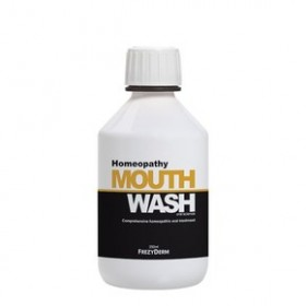 FREZYDERM Homeopathy Mouthwash Στοματικό Διάλυμα 250ml