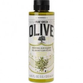 KORRES Olive Αφρόλουτρο με Άνθη Ελιάς 250ml