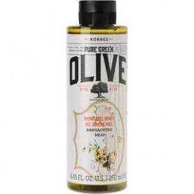 KORRES Olive Αφρόλουτρο Μέλι 250ml